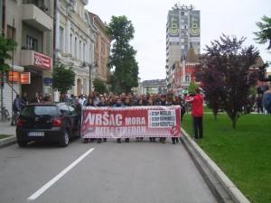 Vrsac Protest 2