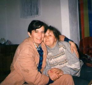 Davorka i Marija Pili-ç, Livno 1993.