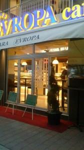 Evropa pekara
