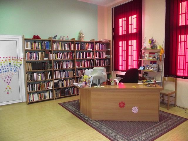 Biblioteka BPS posle renoviranja 01
