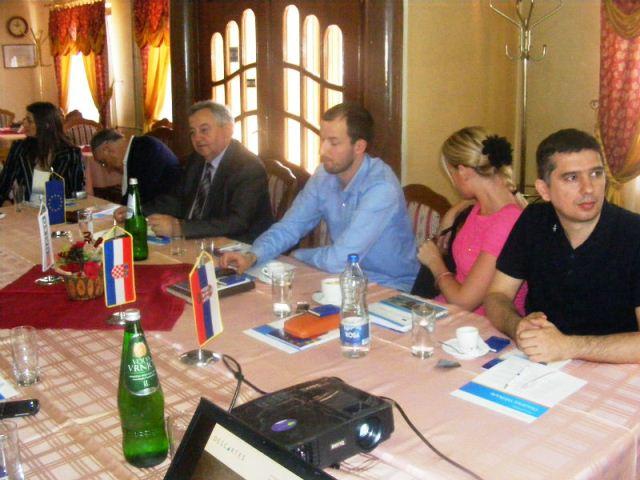 Odzhaci - radni sastanak promocija investicija