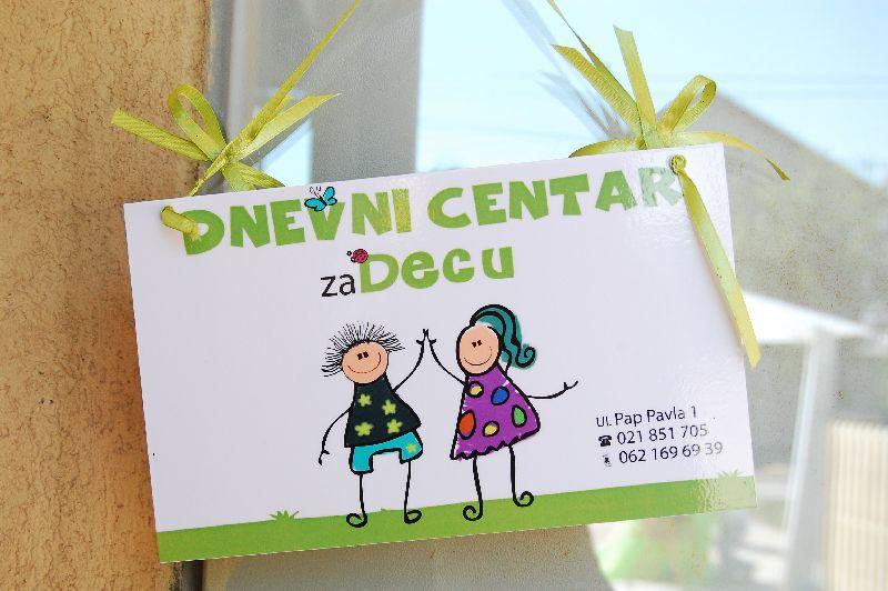 Temerin Dnevni centar za decu
