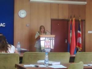 Vesna Roganovic SO Vrbas
