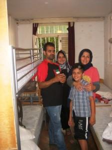 spojena avganistanska porodica