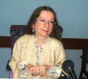Julijana Catalinac - predsednica Centra za samostalan zivot osoba sa invaliditetom Sombor