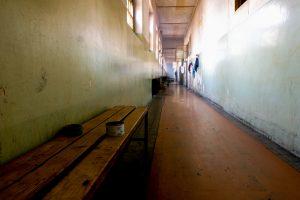 Centralni zatvor BG, FOTO Aleksandar Kamasi