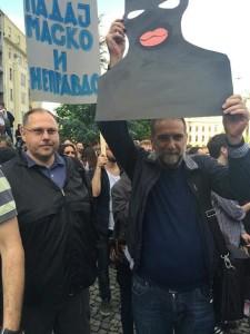 Beograd protest Ne davimo Beograd 5