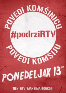 Podrzi RTV 2