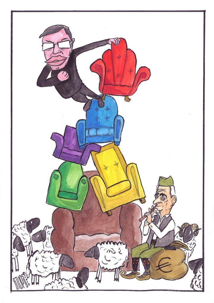 stups karikatura pobednici