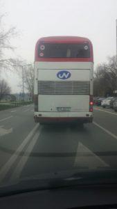 SNS autobus