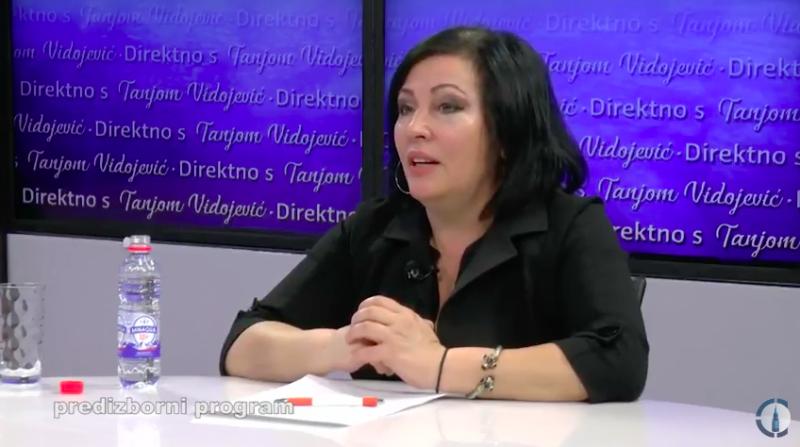 Tatjana Vidojevic youtube screen shot