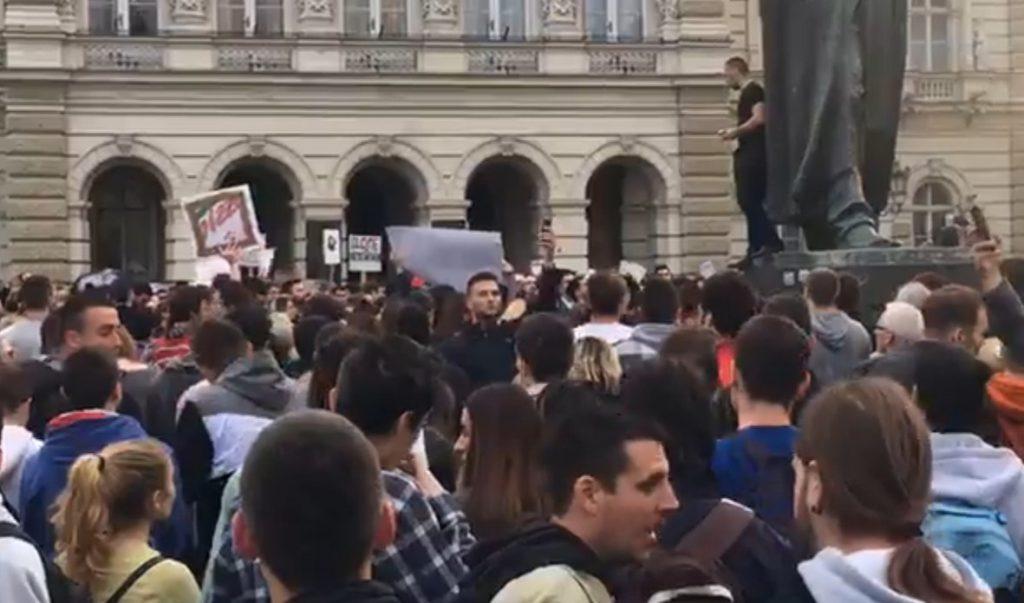Protesti Novi Sad Izbori foto Autonomija