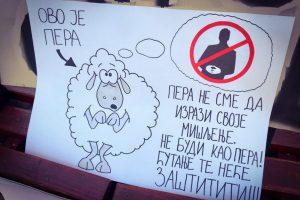 subotica, protest, diktatura, foto Maglocistac